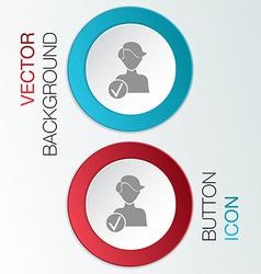 add friend vector image