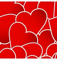 Valentines Day abstract EPS 10 vector image
