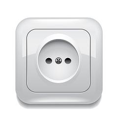 object socket vector image