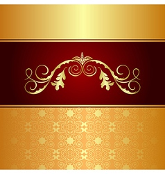 Luxury background for design card - vector