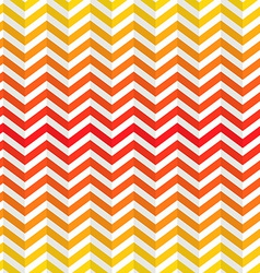 Seamless Abstract Toothed Background in Warm vector image vector image