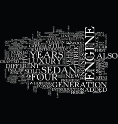Years and still strong text background word cloud vector