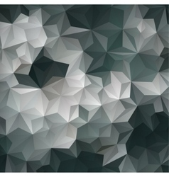 Black Triangle Abstract Background vector image vector image