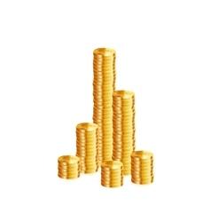 Money coins vector