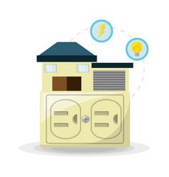 Smart home use alternative energy vector