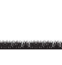 Seamless of grass vector