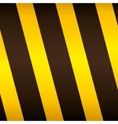 Barrier road sign design vector