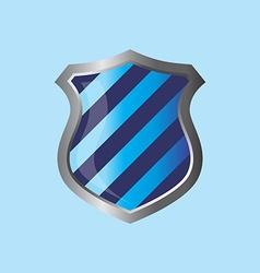 Insignia theme shield vector