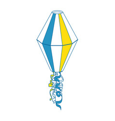 Kite icon image vector