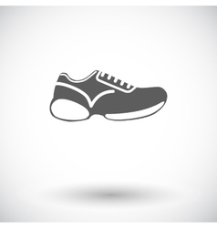 Shoes icon vector image