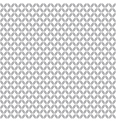 Modern geometric pattern with rhombuses can be vector