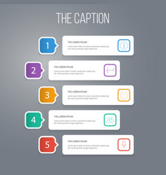 Outline social set of button faq mike and other vector