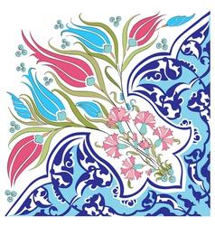 Oriental ottoman design twenty eight version vector