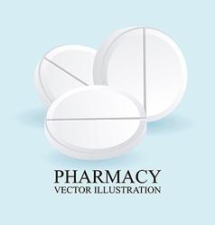 Pharmacy design vector