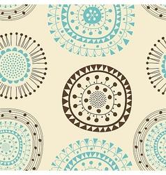 Festive pattern vector image