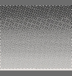 Optical dots gradient vector image vector image