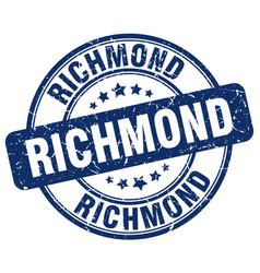 Richmond stamp vector