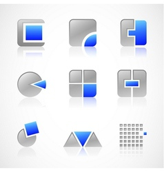 Construction symbols vector