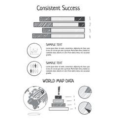 Consistent success statistics vector
