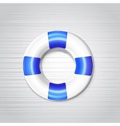 lifebuoy icons vector image