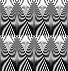 Abstract background in black and white tones vector image