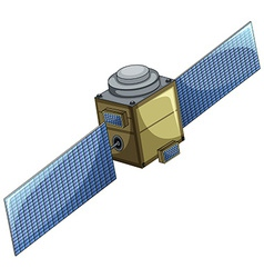 Satellite vector image vector image