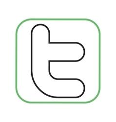 Twitter ii vector