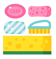 Cleanser chemical housework product care wash vector