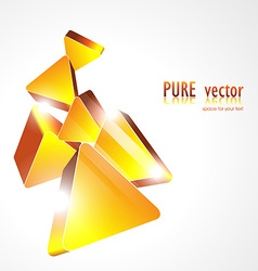 Shape backround vector
