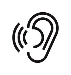 Hearing symbol vector