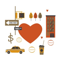 Nyc composition vector