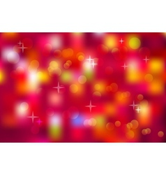 Blurred colorful background vector