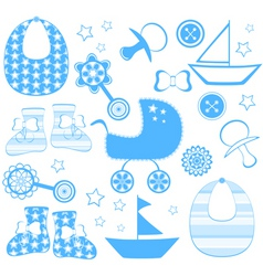 newborn backgrounds vector image
