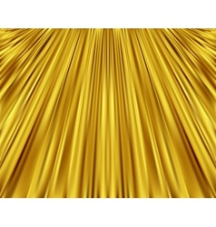 Abstract Gector Gold Background vector image