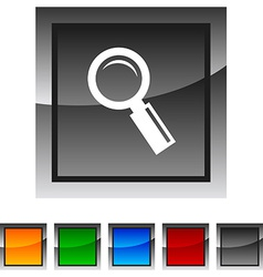Searching icons vector