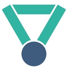 Champion award icon from competition  success vector