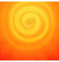 Gold summer circles vector