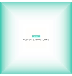 green pastel Background vector image vector image