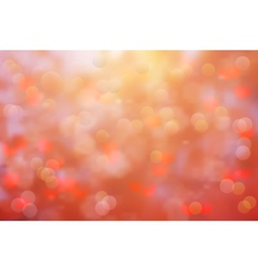 Soft in autumn colors abstract background with vector