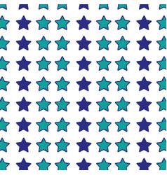 stars sky decoration background design vector image vector image
