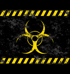 Bio hazard vector