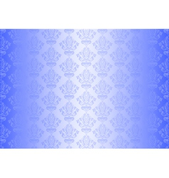 blue wallpaper vector image