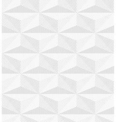 White geometric texture seamless vector image