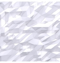 Abstract polygonal background low poly style vector