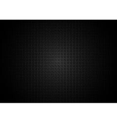 Dark Metal Texture vector image