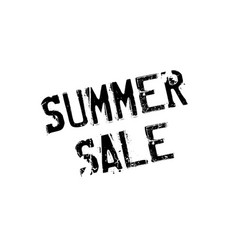 Summer sale rubber stamp vector
