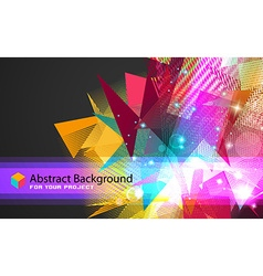 Abstract fantasy pattern for modern backgrounds vector
