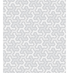light gray simple seamless pattern vector image vector image
