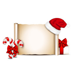 Christmas banners The idea for your design vector image
