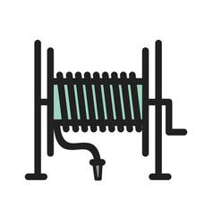 hose vector image